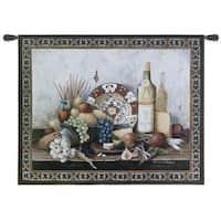 Fine Art Tapestries Italian Cotton Still-life Wall Tapestry