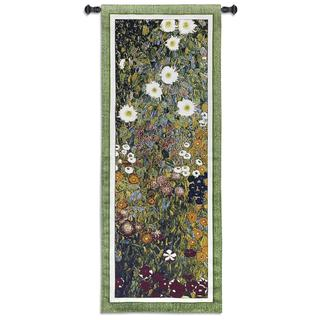 Fine Art Tapestries 'Flower Garden' Wall Tapestry