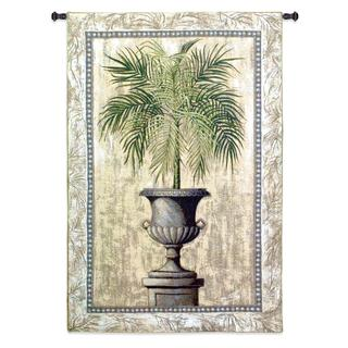 Fine Art Tapestries 'Southern Exposure I' Multicolored Cotton Wall Tapestry