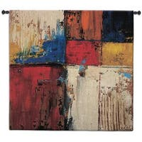 Fine Art Tapestries Solar Ice II Large Cotton Wall Tapestry