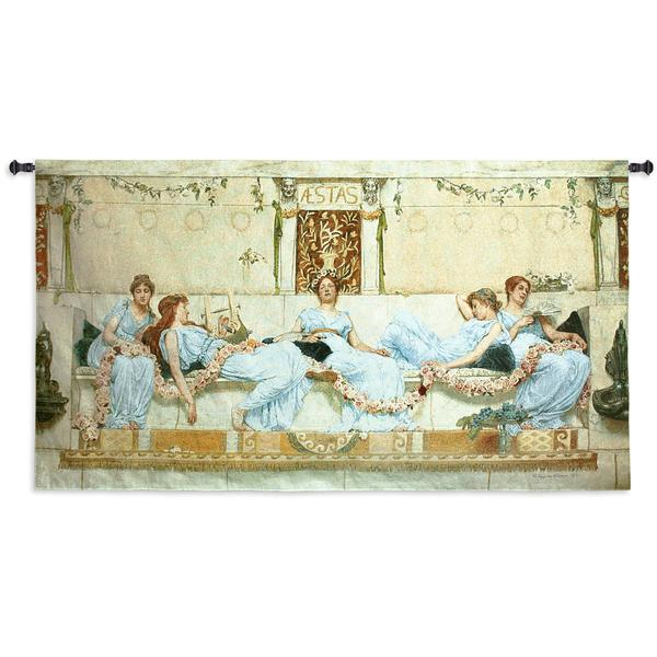Fine Art Tapestries 'Interlude' Wall Tapestry