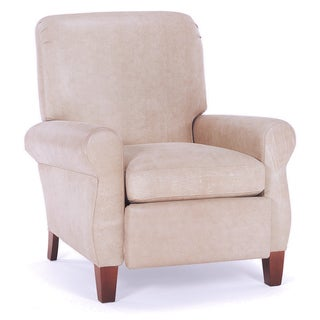 Seaside Taupe Leather Recliner
