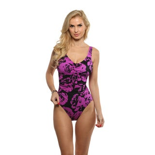 Magicsuit Purple Gypsy Rose Yasmin One Piece