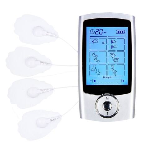 16 Mode TENS Unit Pulse Massager (FDA Cleared)
