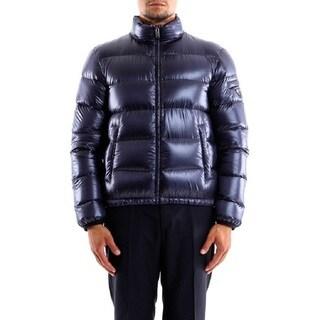 Prada Men's Blue Puffer Jacket