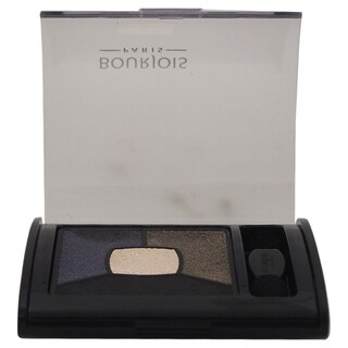 Bourjois Smoky Stories Quad Eyeshadow Pallette 10 Welcome Black