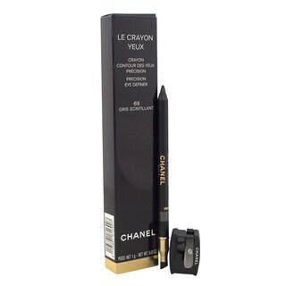 Chanel Le Crayon Yeux Precision Eye Definer 69 Gris Scintillant
