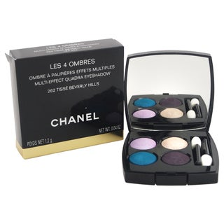 Chanel Les 4 Ombres Multi-Effect Quadra Eyeshadow 262 Tisse Beverly Hills