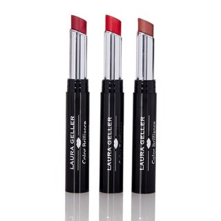 Laura Geller Color Brilliance Lustrous LipstickTrio