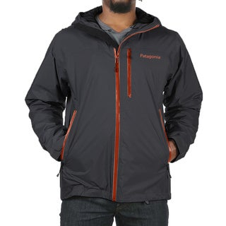 Patagonia Men's Triolet Grey Lightweight Waterproof Jacket
