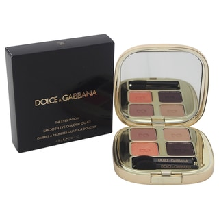 Dolce & Gabbana The Eyeshadow Smooth Eye Colour Quad 110 Nude