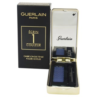 Guerlain Ecrin 1 Couleur Long-Lasting Eyeshadow 03 Blue's Brothers