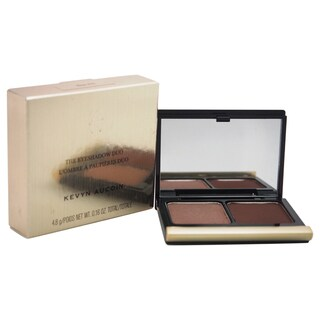 Kevyn Aucoin The Eyeshadow Duo 215 Cool Tan/Ruddy Earth
