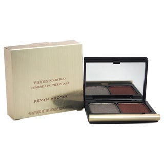 Kevyn Aucoin The Eyeshadow Duo 204 Gold Frosted Leaf/Auburn Shimmer