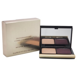 Kevyn Aucoin The Eyeshadow Duo 205 Rose Gold/Iced Plum