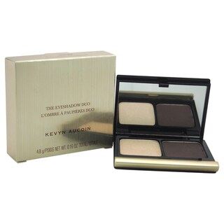 Kevyn Aucoin The Eyeshadow Duo 207 Soft Gold Lame/Smoky Brown