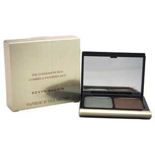 Kevyn Aucoin The Eyeshadow Duo 208 Frosted Jade/Bronze