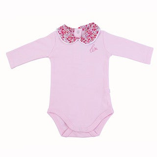 Briobebe Liberty Fabrics Collar Bodysuit (More options available)