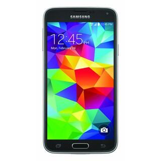 Samsung Galaxy S5 G900T 16GB T-Mobile Unlocked 4G LTE Quad-Core Phone w/ 16MP Camera - Black