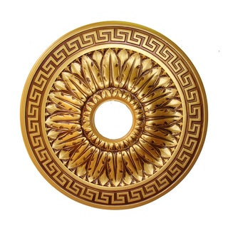 Ceiling Medallion ARP05-F Antique Gold