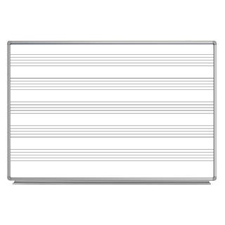 Luxor WB7248M 72 x48 Wall-Mount Music/Whiteboard|https://ak1.ostkcdn.com/images/products/14269122/P20855790.jpg?impolicy=medium