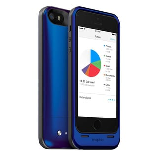 Mophie 2926 Space Pack 32GB for iPhone 5/5s/SE - Blue