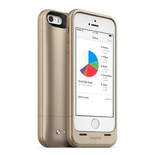 Mophie 3280 Space Pack 32GB for iPhone 5/5s/SE - Gold