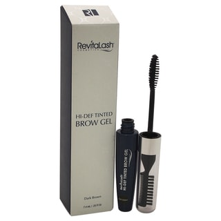 RevitaLash Hi-Def Tinted Brow Gel Dark Brown