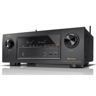 Denon 7.2 Channel Full 4K Ultra HD Network AV Receiver with Wi-Fi and Bluetooth AVR-X2300W