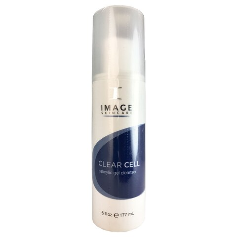 Image Skincare Clear Cell 6-ounce Salicylic Gel Cleanser