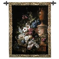 Fine Art Tapestries 'Fleur Du Siecle' Cotton Wall Tapestry