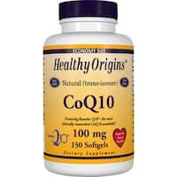 Healthy Origins CoQ10 100 mg (150 Softgels)