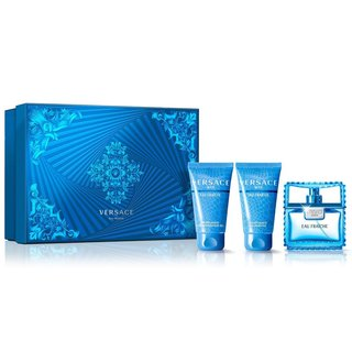 Versace Eau Fraiche Men's 3-piece Gift Set