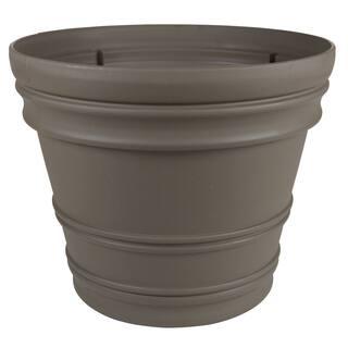 Bloem Rolled Rim 22-inch Peppercorn Rim Planter https://ak1.ostkcdn.com/images/products/14270364/P20856868.jpg?impolicy=medium