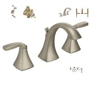 moen master bath suite t6905bn bath faucet valve t2693bn shower system
