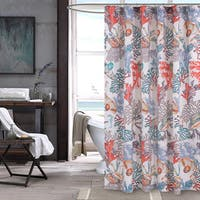 Barefoot Bungalow Atlantis Shower Curtain