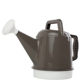 Bloem Deluxe 2.5 Gallon Peppercorn Watering Can (Pack of 6)