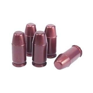 A-Zoom Pistol Metal Snap Caps 45 Glock (Per 5)