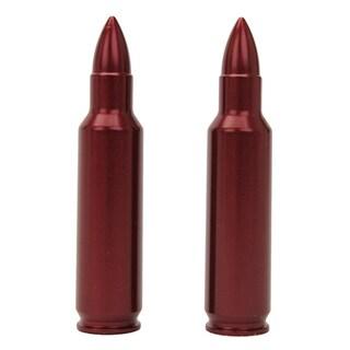 A-Zoom Rifle Metal Snap Caps 280 Remington (Per 2)