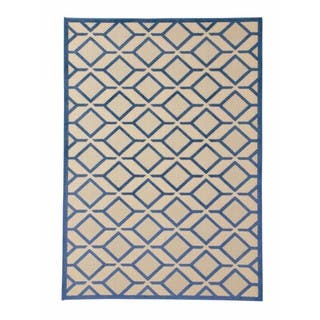 Signature Design by Ashley Jenia Navy Blue Rug (7' x 10')|https://ak1.ostkcdn.com/images/products/14270719/P20857153.jpg?impolicy=medium