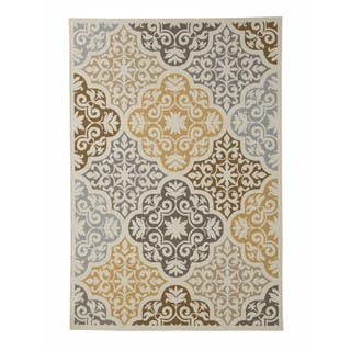 Signature Design by Ashley Lacy Brown Rug (5' x 7')|https://ak1.ostkcdn.com/images/products/14270726/P20857156.jpg?impolicy=medium