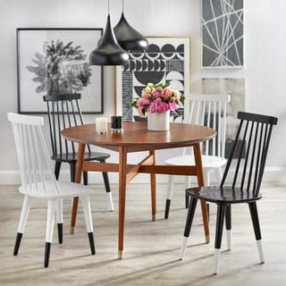 Link to angelo:HOME Allen Mid Century Dining Table Similar Items in Dining Room & Bar Furniture