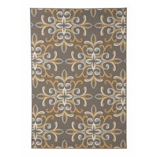 Signature Design by Ashley Savery Brown Rug (5' x 7')