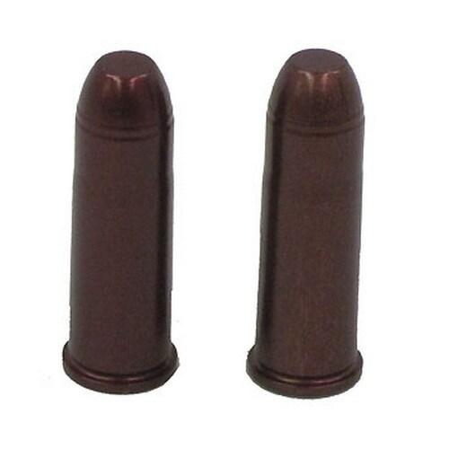 A-Zoom Revolver Metal Snap Caps 45 Colt, (Per 6)