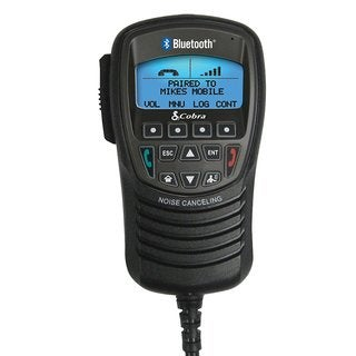 Cobra BT200 Black Bluetooth Wireless Handset