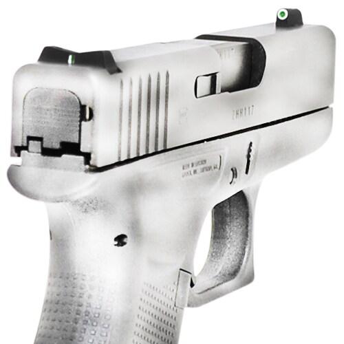 XS Sight Systems XS Standard Dot Tritium Express Sight Set Glock 42, 43