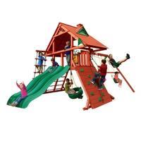 Gorilla Playsets Sun Palace Extreme Cedar Swing Set