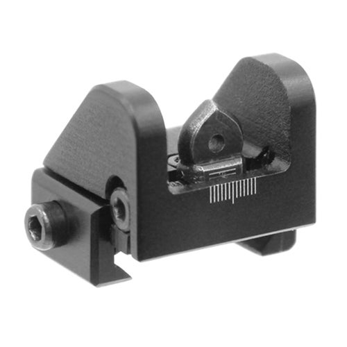 Leapers Inc. Sub-compact Rear Sight for Shotguns, .22