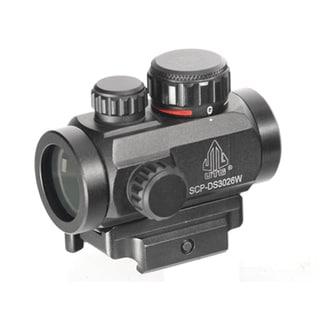 "Leapers Inc. UTG ITA R/G CQB Dot Sight w/QD Mount 2.6"""
