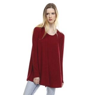 Morning Apple Women's Kadia Jersey Knit Top